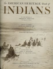 American Heritage Book of Indians