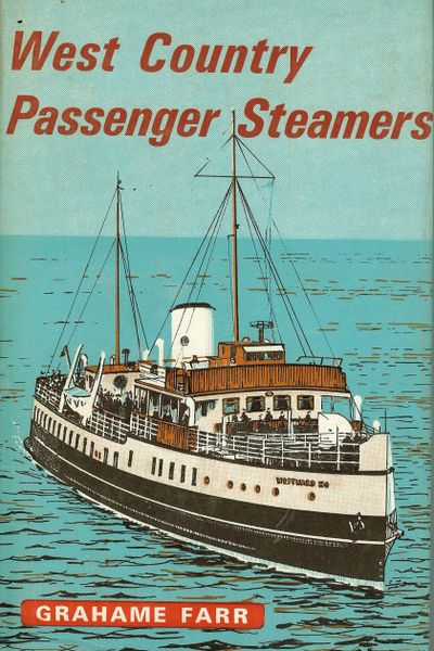 British West Country Passenger Steamers 1800-1962