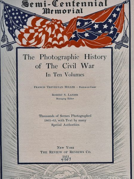 Photographic History of the Civil War, The Navies