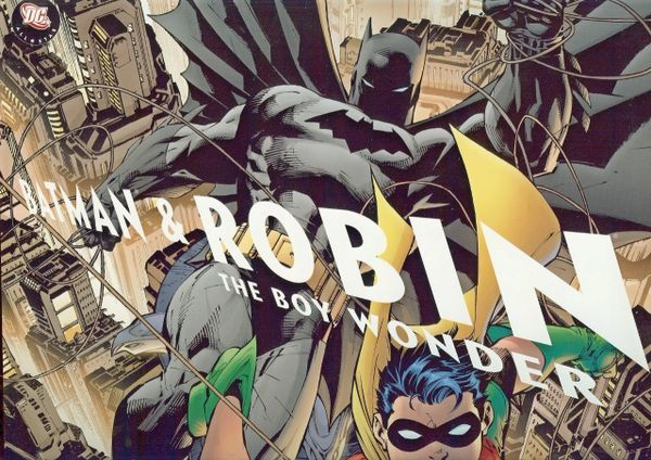 Batman and Robin Calendar, 2007
