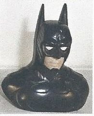 Bat Man half Figure