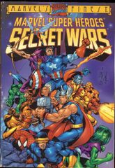 Marvel Super Heroes, Secret Wars