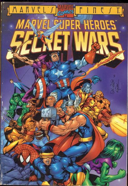 Marvel Super Heroes, Secret Wars