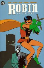 Robin, Year One