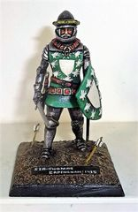 UNKNOWN MANUFACTURER, ERP1, 1/32, LORD ERPINGHAM, 1346 (UNBOXED)