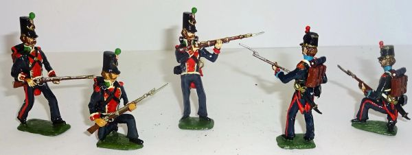 REVIRESCO, MEX-1846-35, 1/32, 3RD MEXICAN INFANTRY REG'T, (BOXED)