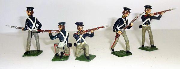 REVIRESCO, US-1846-21, 1/32, US MARINES, 1846, (BOXED)