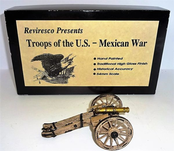 REVIRESCO, MEX-1846-28, 1/32, MEXICAN 9LB GUN, (BOXED)