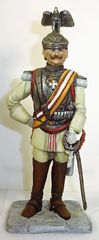 """TRADITION, TR1, 4"""", GERMAN KAISER WILHELM, 1900 (CONNISEUR PAINTED) (UNBOXED)"""