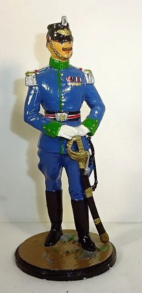 """TRADITION, TR5, 4"""", BAVARIAN 60TH JAGER REGIMENT, 1900, (UNBOXED)"""