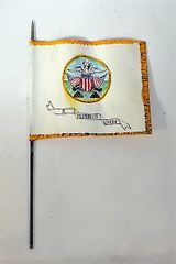 FLAG, VMI, 1/30, VIRGINIA MILITARY INSTITUTE FLAG (UNBOXED)
