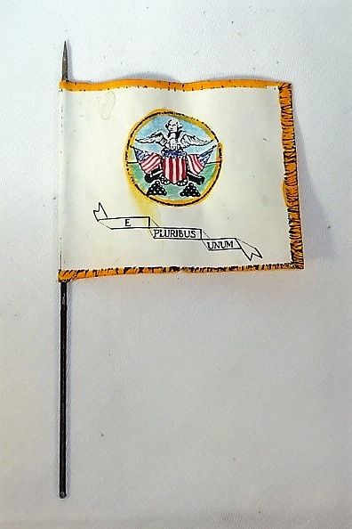 FLAG, VMI, 1/30, VIRGINIA MILITARY INSTITUTE FLAG (UNBOXED)