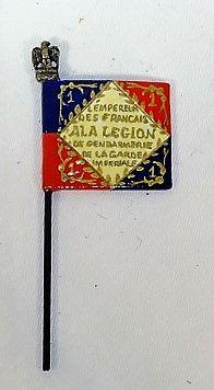 PLANTEGNET, PL6, 1/32, FRENCH GRENADIER GUARD GENDARMARIE, 1ST BATALION, 1812 (UNBOXED)