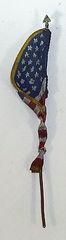 FLAG, FLUS3, 1/32, U S FLAG FOILED, (UNBOXED)