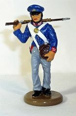 UNKNOWN, USDR3, 1/32 US DRAGOON, 1840'S (UNBOXED)