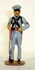 UNKNOWM UNINF1, 1/32, U S INFANTRY SGT. 1840'S (UNBOXED)