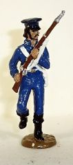 UNKNOWN, UNINF2, 1/32, US INFANTRY, 1840'S (UNBOXED)