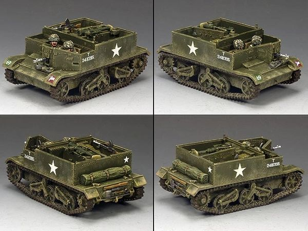 KING AND COUNTRY, MG046, 1/30, ARNHEIM UNIVERSAL CARRIER (BOXED)