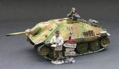 KING AND COUNTRY, BBG005, 1/30, THE HETZER TANK, (B0XED)