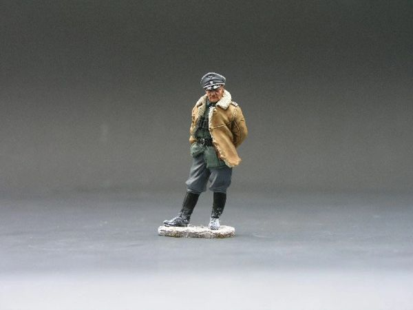 KING AND COUNTRY, BBG007, 1/30, SEPP DIETRICH (BOXED) (3 AVAILABLE)