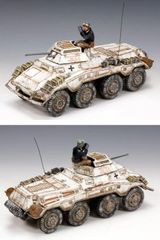 KING AND COUNTRY, BBG048, 232-1 SCHWERER PANZERSPAWAGEN (BOXED)