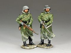 KING AND COUNTRY, BBG055, 1/30, WINTER GUARDS (BOXED)
