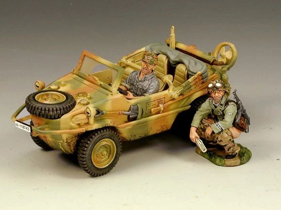 KING AND COUNTRY, WS109, 1/30, SWIMM WAGEN, SUMMER (BOXED)