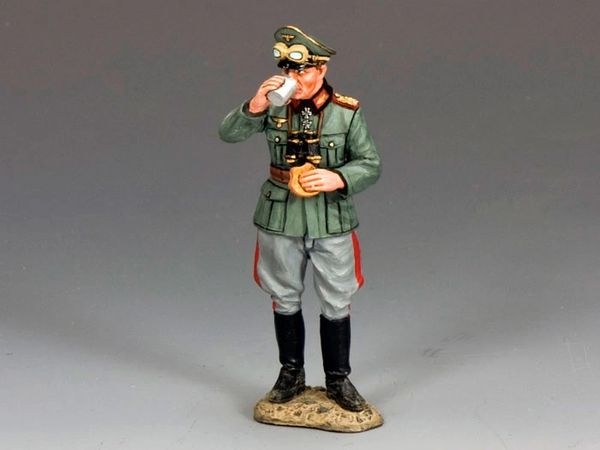 KING AND COUNTRY, WS196, 1/30, ROMMEL IN FRANCE (BOXED)