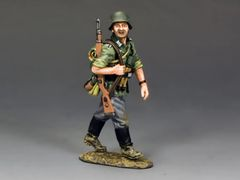 KING AND COUNTRY, WS205, 1/30, SOLDAT LOOKIG RIGHT, (BOXED)