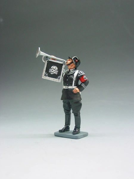 KING AND COUNTRY, LAH038, 1/30, BUGLER (BOXED )