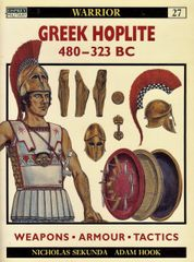 OSPREY 500 BC, #27, GREEK HOPLITE