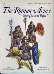 OSPREY, 1000 AD, #46, THE ROMAN ARMY