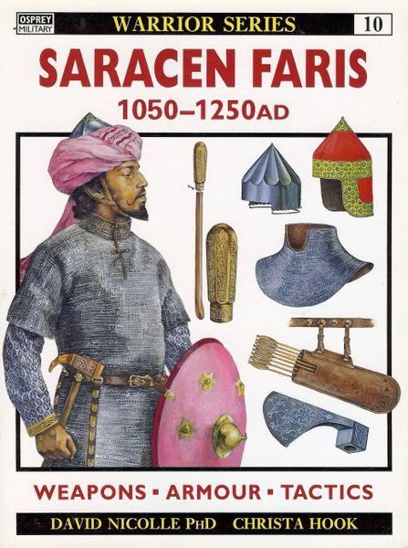 OSPREY, 1200'S, #10, SARACEN FARIS