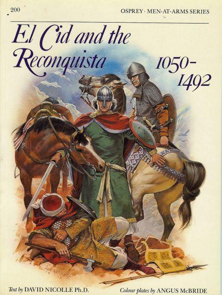 OSPREY, 1100's, #200, EL CID & THE RECONQUISTA