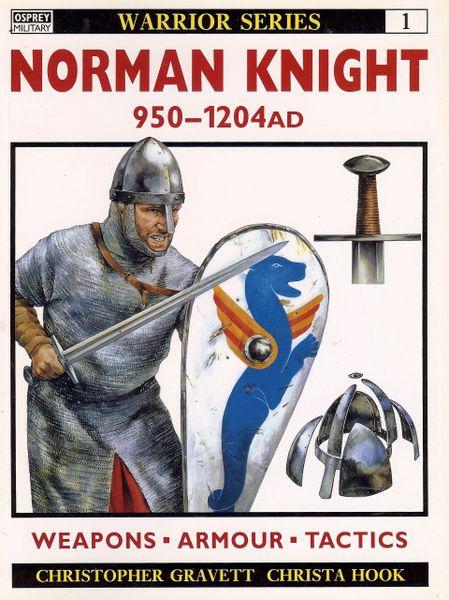 OSPREY, 1100's, 1, NORMAN KNIGHT