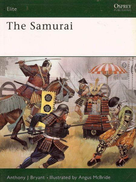 OSPREY, 1500's ANCIENT CHINA, #23, THE SAMURAI