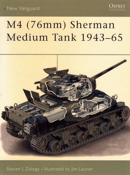 OSPREY, TANK, #73, M4 SHERMAN
