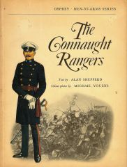 OSPREY, 1700-1918, NO #, THE CONNAUGHT RANGERS