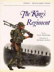 OSPREY, 1600-1970, NO #, THE KING'S REGIMENT
