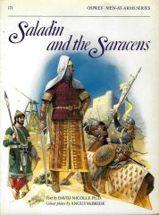 OSPREY, 1200's, #171, SALADIN AND THE SARACENS