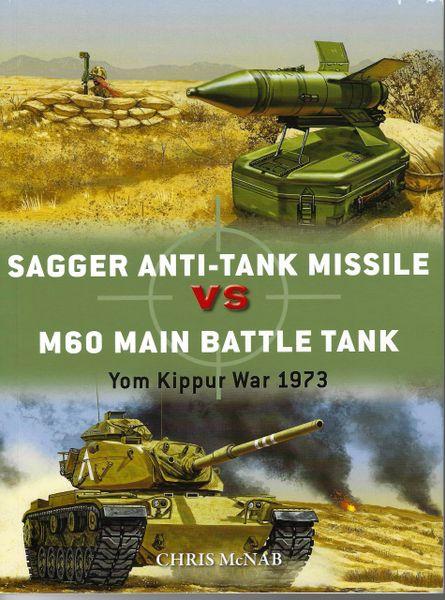OSPREY, 1970'S, DUEL, SAGGER MISSILE vs M60 TANK