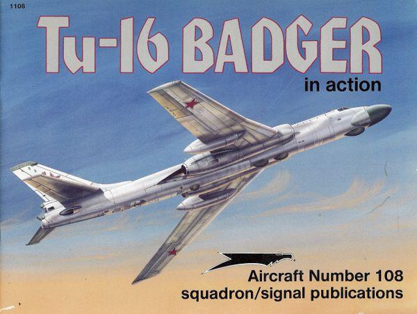 SQUADRON, RUSSIAN 1106, TU-16 BADGER