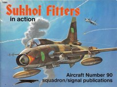 SQUADRON, RUSSIAN 1190, SUKHOI FITTERS