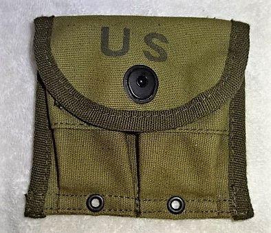 US Korean War M-1 carbine Ammunition Magazine