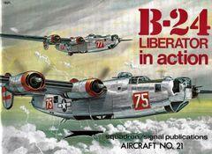 SQUADRON, USA #1021, B-24 LIBERATOR