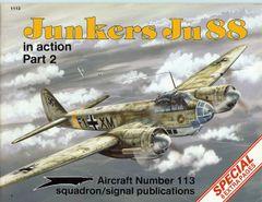 SQUADRON, GERMAN #1113, JUNKERS JU88 (2)