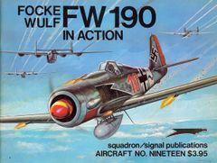 SQUADRON, GERMAN #19, FOLKE WULF 190