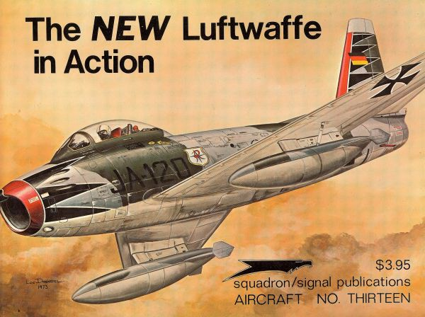 SQUADRON, GERMAN JET #13, THE NEW LUFTWAFFE