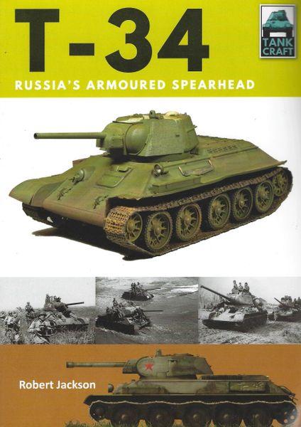 TANK CRAFT #5, RUSSIAN T-34 (TANK PHOTO'S & MODELING)