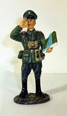 KING AND COUNTRY, 1/30, #WS021, WAFFEN SS ARTILLERY OFFICER, (BOXED)